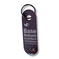 OKEY Key Ring, Base Nature Aventure Talloires, Annecy, France.